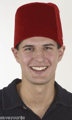 Fez Maroon Hat