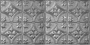 B01LZV2JO2 10 (2' x 4') Sheets of Tin Ceilings #1209 80 sq.ft. 12
