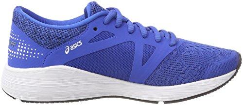 victoria Running Asics Unisex Blu Ff white 4501 Scarpe Blue Roadhawk – black Bambini Gs wIIzBq