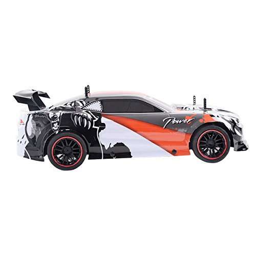 large super fast racing series car 1 10 scale 2 4g 4ch radio remote control rc car. Black Bedroom Furniture Sets. Home Design Ideas
