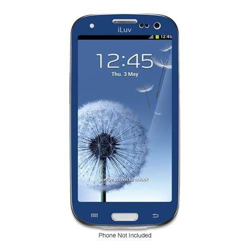 Protective Film Iluv - iLuv Deco Film Protective Film For Galaxy S III