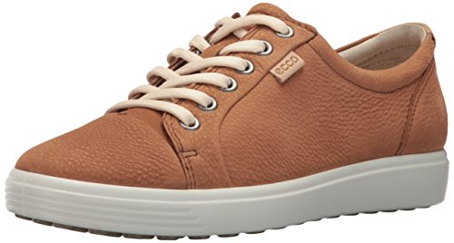 ECCO Womens Soft 7 Fashion Sneaker Cashmere 8v4pLy