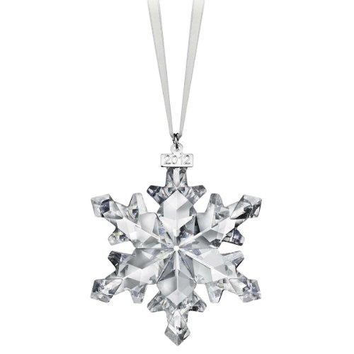 Swarovski 2012 Annual Edition Crystal Snowflake Ornament