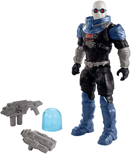 DC Comics Batman Missions Mr. Freeze Action Figure -