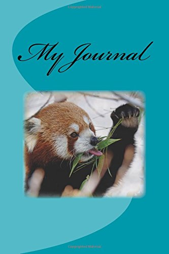 My Journal: Writing Journal with Red Panda Cover PDF