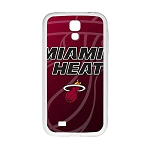 Miami Heat NBA Fahionable And Popular High Quality Back Case Cover For Samsung Galaxy S4 by Maris's Diary