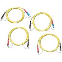 Fluke Singlemode Test Reference Cord Kit for Testing FC Terminated Fibers