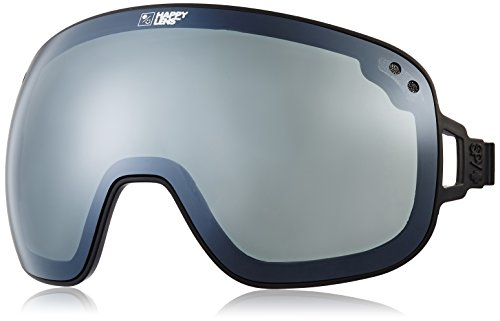 Spy Optic Bravo Replacement Lenses Happy Grey Green w/ Silver (Grey Green Mirror)