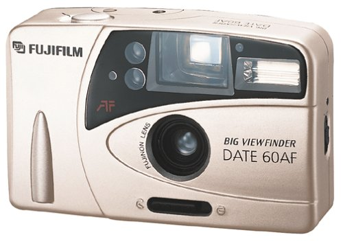 Fujifilm Big Viewfinder 60AF Date 35mm Camera
