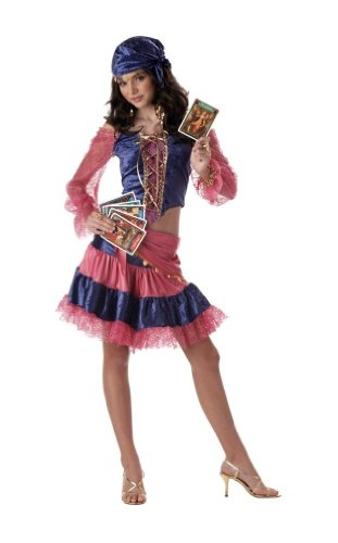Diva of Destiny Costume - Teen Costume - Teen Large ()