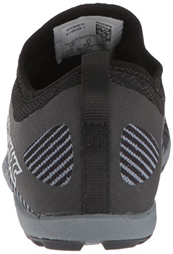 Saucony Women's Havok XC2 Flat Track Shoe Black/Grey/Vizi-red 5.5 M US by Saucony (Image #2)