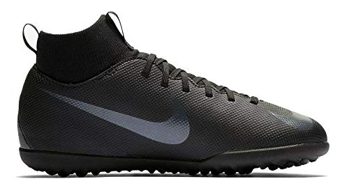Bambini Da – 001 Indoor Scarpe Nike black Nero Jr Calcetto 6 Superflyx Club Unisex Tf YwPq4Cf