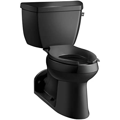 Kohler Barrington Pressure Lite Comfort Height Toilet with Right-Hand Trip Lever