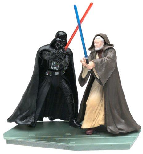 Obi-Wan Kenobi & Darth Vader Final Duel ()