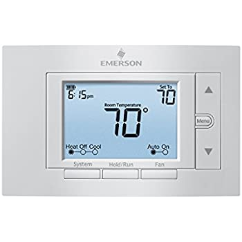 41Y4TdI5dlL._SL500_AC_SS350_ emerson 1f85u 42pr programmable thermostat amazon com wiring diagram for a emerson up310 thermostat at reclaimingppi.co