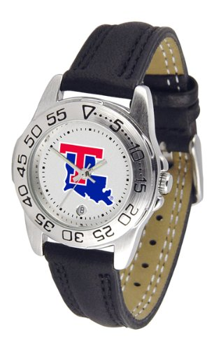 Tech Watch Bulldogs Sport Louisiana (Linkswalker Ladies Louisiana Tech Bulldogs Ladies' Sport Watch)