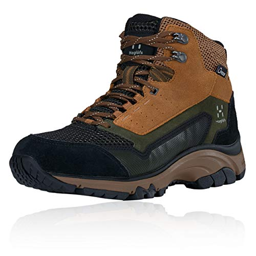 Skuta Femme Eco Randonnée Chaussures Proof oak 47t Marron deep Mid De Hautes Haglöfs Woods fZtw6qdq