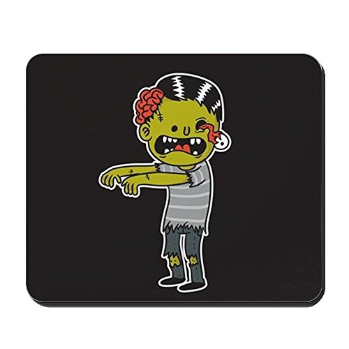 CafePress - Halloween Zombie - Non-slip Rubber Mousepad, Gaming Mouse Pad