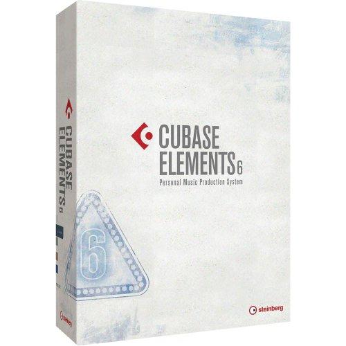 (Steinberg Cubase Elements 6 - Windows & Macintosh)