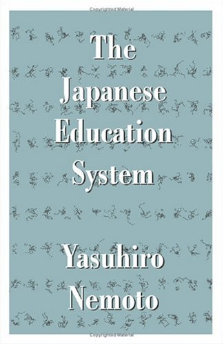 The Japanese Education System