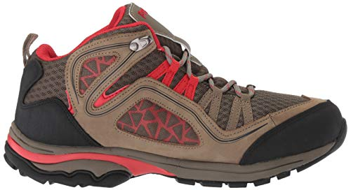 red Propet Gunsmoke Women's Hiking Boot US Peak 9 Wide wSSgzpH