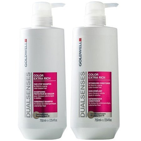 Rich Duo (Goldwell Dualsenses Extra Rich Color Duo (25.4 oz each))