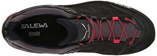 Salewa Men Ms Mtn Trainer Scarpe Da Trekking Trekking Basse Nere (black Out / Bergot 979)