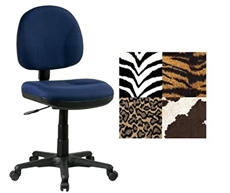 Astounding Amazon Com Work Smart Sculptured Task Desk Chair With Tiger Caraccident5 Cool Chair Designs And Ideas Caraccident5Info
