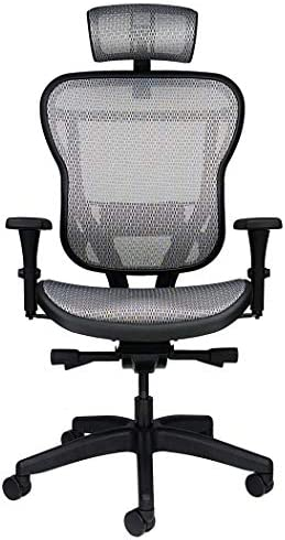 Oak Hollow Furniture Aloria Series Office Chair Ergonomic Executive Computer Chair Mesh Seat and Backrest