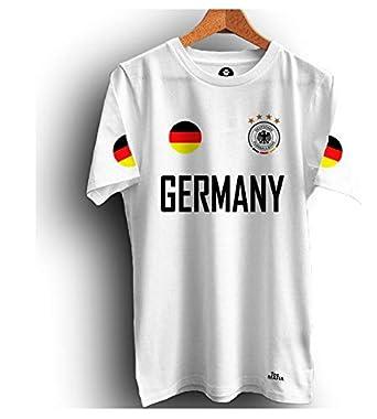 differently 9c2db e86ea Tee Mafia Unisex Designer Football Dry fit T-Shirt  Germany ...
