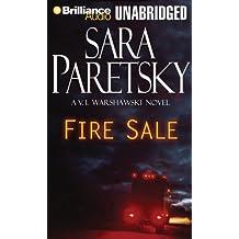 Fire Sale(Cass.)(Unabr.)