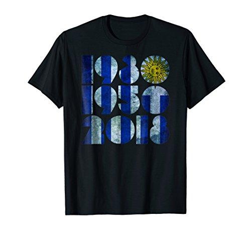 Russia URU Uruguay World Soccer 2018 T-Shirt Cup Fan (Uruguay World Cup)