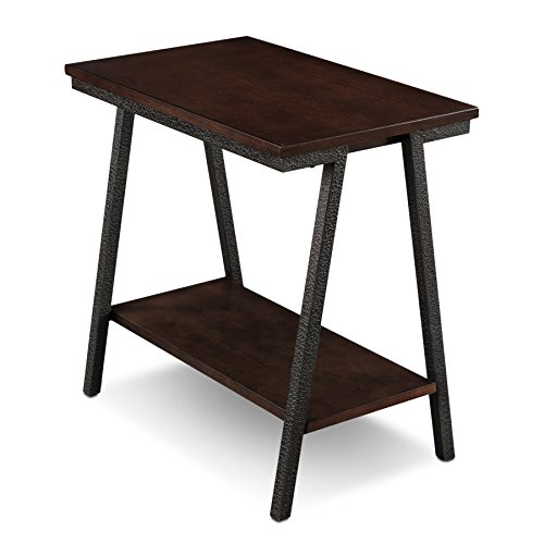 Leick 11405 Empiria Chairside End Table, Brown ()