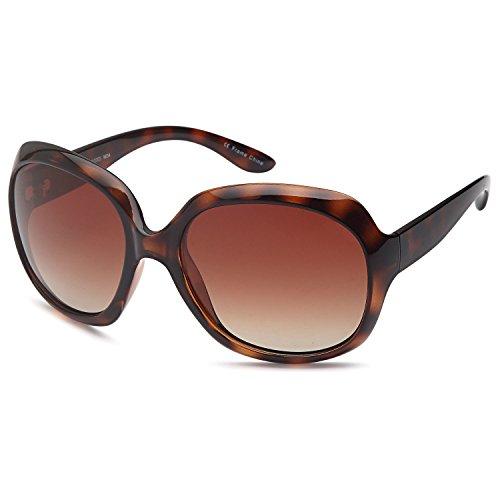 CATWALK Mashadies UV400 Oversize Polarized Sunglasses for Women – Choose Your - Womens Resistant Scratch Sunglasses