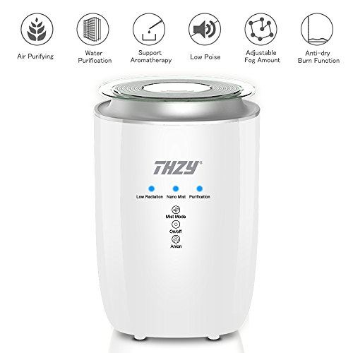 quiet humidifier for large room - 7