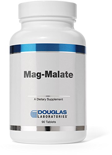 Douglas Laboratories ® - Malic Acid + Magnesium - 90 Tablets