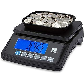 Amazon.com: Safescan 6165 - Báscula de contador de dinero ...