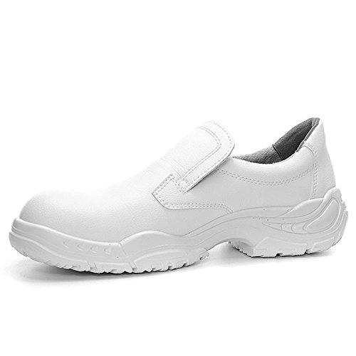 Elten 2063758 - 72498-39 blanco tsn zapatilla baja esd s2, 76623, multicolor,