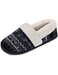 Women's Nordic Slipper with Memory Foam