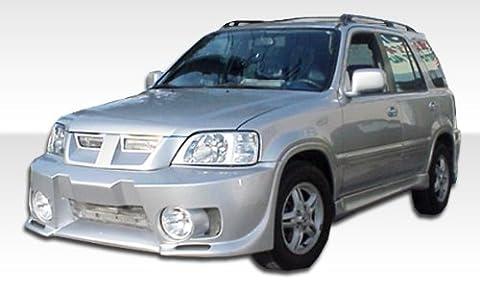 1997-2001 Honda CRV Duraflex Evo 5 Kit- Includes Evo 5 Front Bumper (101828), Evo 5 Rear Bumper (101829), and Evo 5 Sideskirts (101830). - Duraflex Body - Evo 5 Duraflex Body