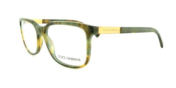 Amazon.com: Dolce & Gabbana dg3189 eyeglasses-2801 camuflaje ...