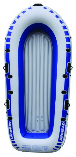 AIRHEAD AHIB-4 Inflatable Boat 4 Person (4 Person Inflatable Towables)