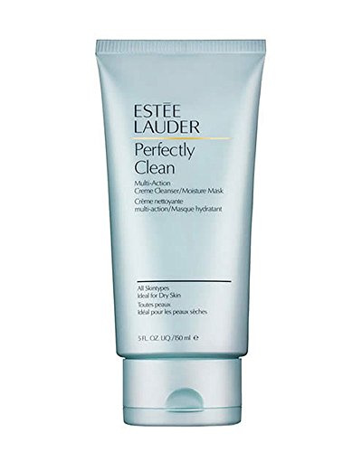 Estee Lauder Perfectly Clean Multi-Action Creme Cleanser/Moisture Mask, 5.0 ()