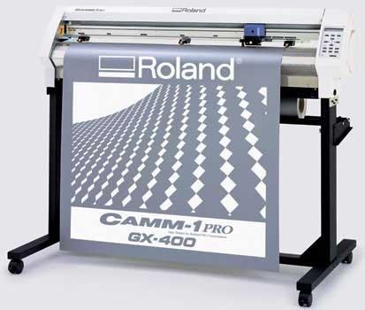 Roland camm-1 Pro gx-400 46