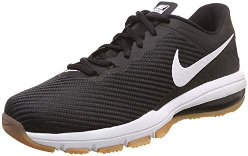 Nike Men's AIR MAX Full Ride TR 1.5, BlackWhite, 12 M US