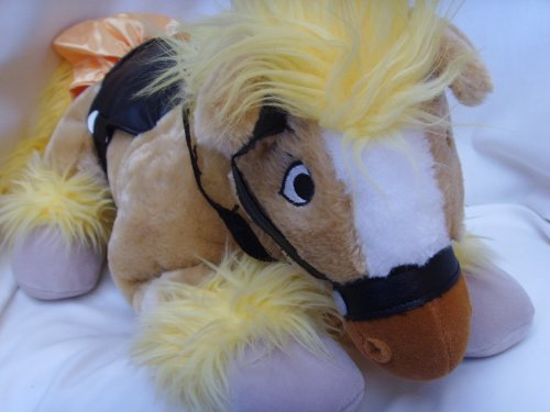 (Princess Belle Beauty & the Beast Pony Horse 18
