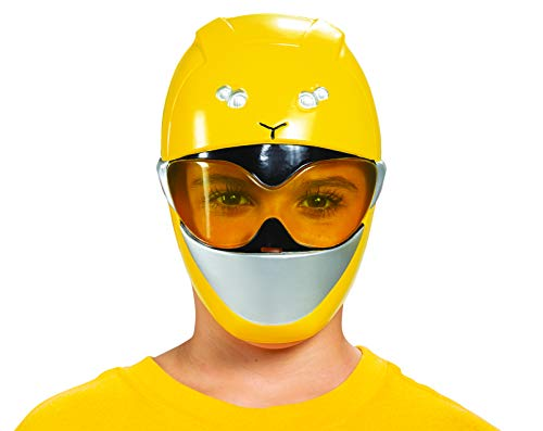Yellow Ranger Beast Morpher Child Half