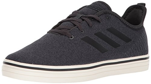 adidas Men's Defy, Carbon/Core Black/Chalk White, 8 M - Adidas Shoes Army