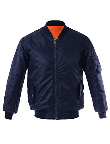 JD Apparel Flight Bomber Jacket product image