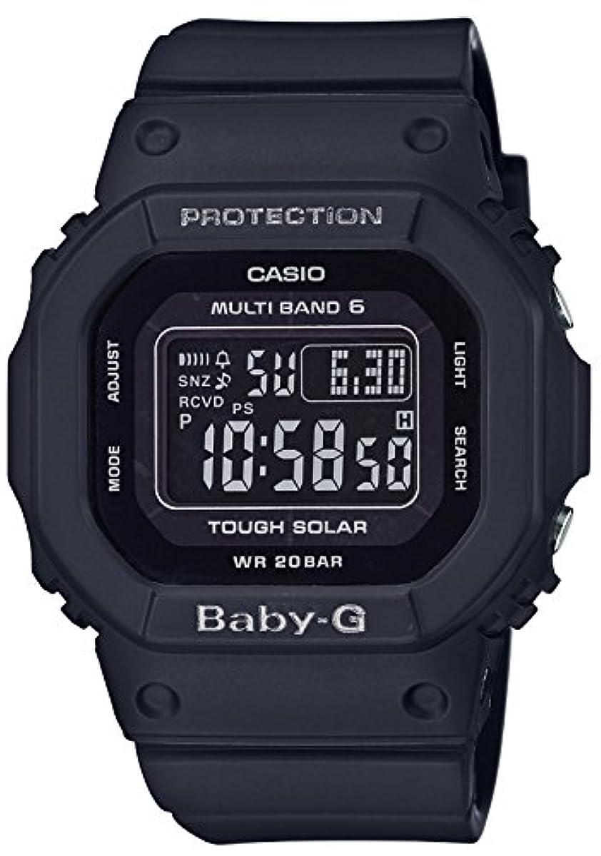 [해외] [카시오] 손목시계 BABY-G 전파 솔라 BGD-5000MD-1JF 블랙